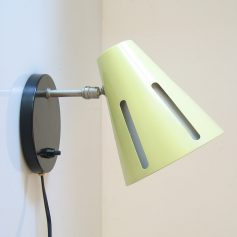 Hala Busquet zonneserie vintage retro wall/table lamp