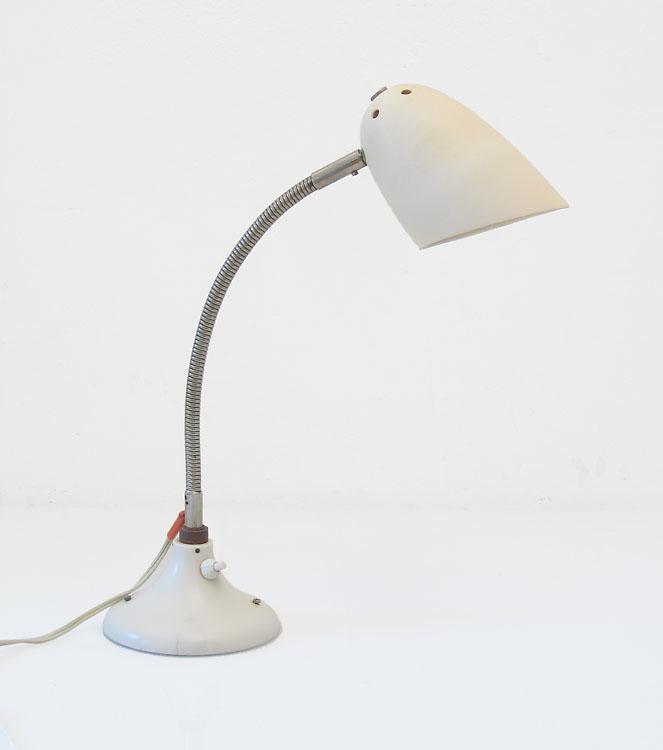Hala Zeist Busquet vintage fifties bakelite lamp