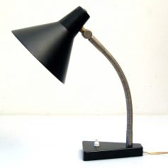 Hala fifties black retro desk lamp ?