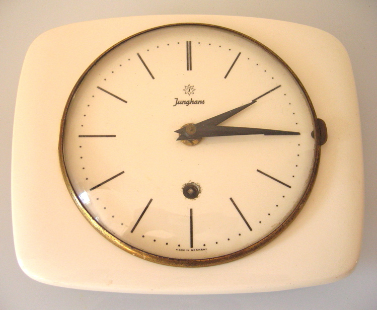 Hanging beds from ceiling - Home Sold Items Junghans Porcelain Vintage Wall Clock Sold