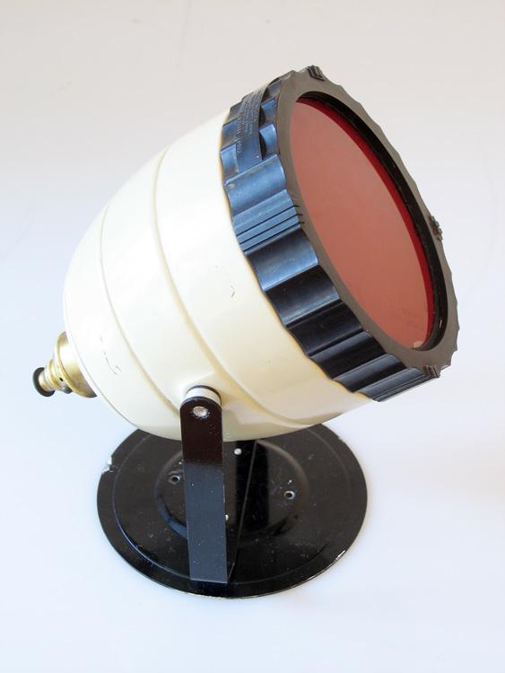 Kodak darkroom photography lamp 50s, vintage retro