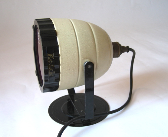 Kodak darkroom / photography lamp 50s
