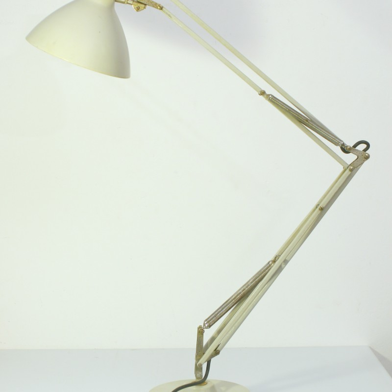 Large Busquet Hala sixties vintage desk lamp