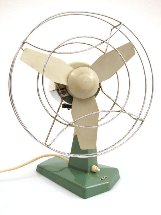 Large Itho vintage 60s ventilator