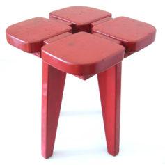 Lisa Johansson-Pape vintage 1950s stool