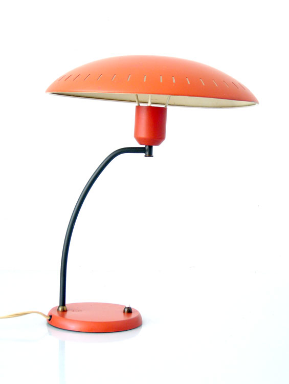 Louis Kalff 60s vintage desk lamp