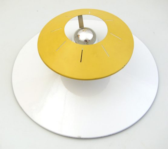 Louis Kalff Philips fifties retro ceiling lamp