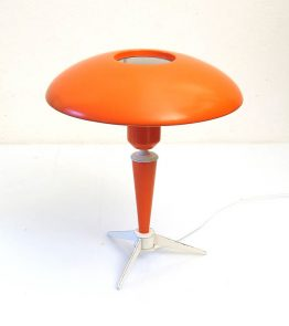 Louis Kalff Philips fifties retro desk lamp