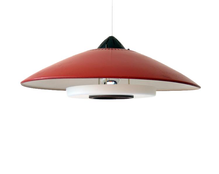 Louis Kalff Philips vintage retro pendant lamp