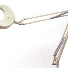 Luxo vintage design magnify lamp