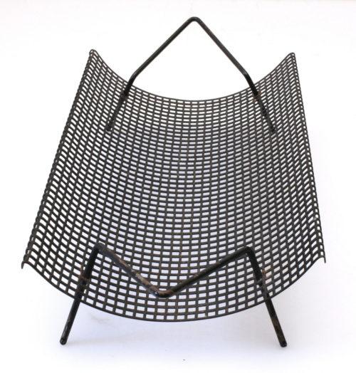 Mategot style sixties metal fruit tray