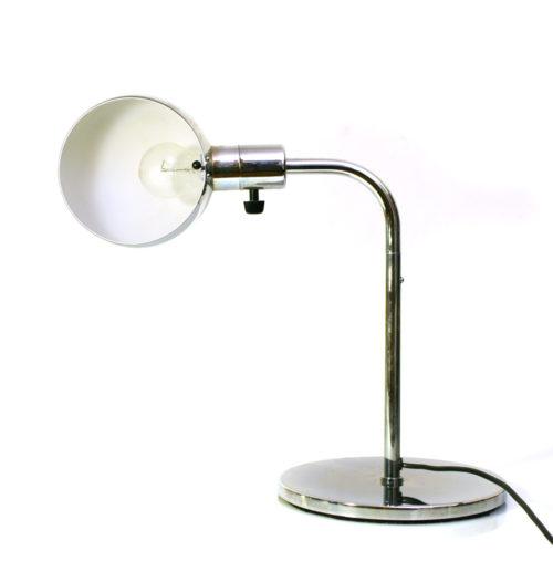 Metalarte vintage chrome table lamps