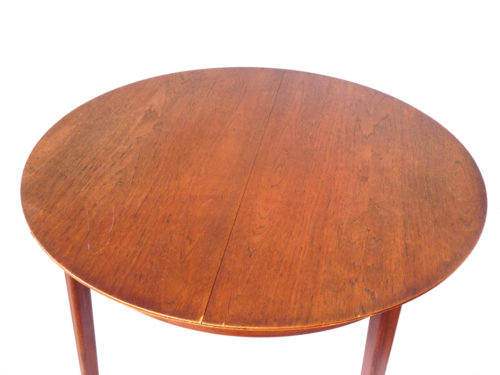 Cees Braakman Pastoe vintage TT05 Teak Dining Table
