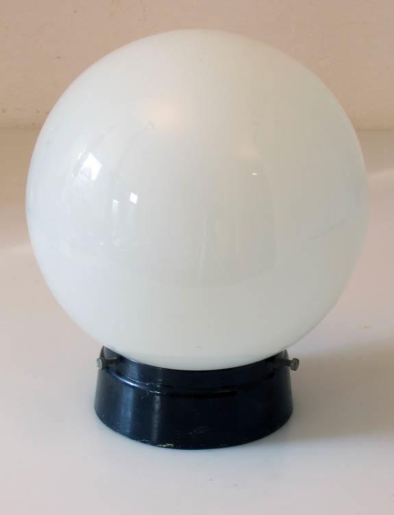 Philips Louis Kalff fifties bakelite plafonaire lamp