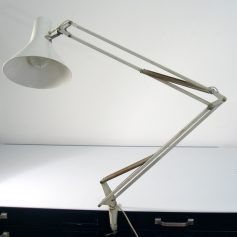 Philips adjustable sixties vintage desk lamp