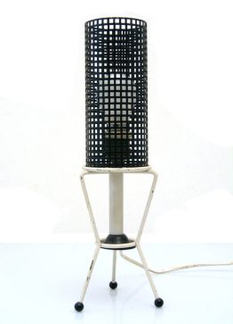 Mategot style sixties retro table lamp