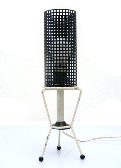 Mategot style sixties retro table lamp