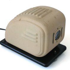 Proti slide projector lamp, 50s, vintage