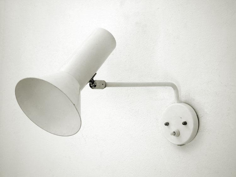 Raak sixties design vintage adjustable wall spot