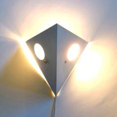 Raak sixties design vintage wall lamp