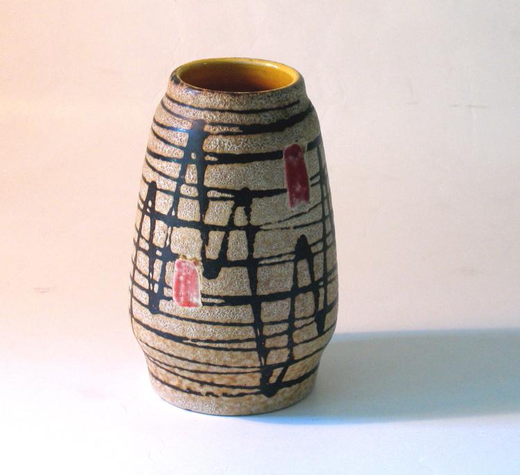 Small Fifties ceramic vase