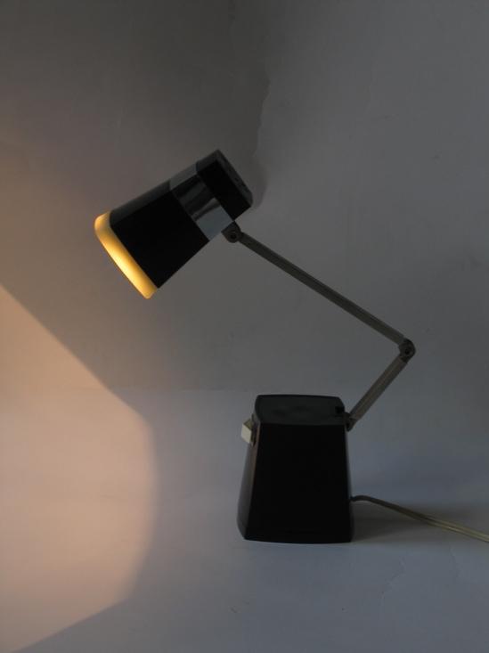Taki seventies vintage bedlamp