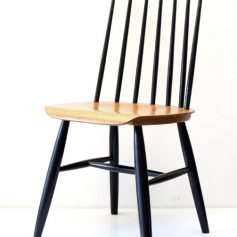 Tapiovaara style chair, 50s, vintage retro