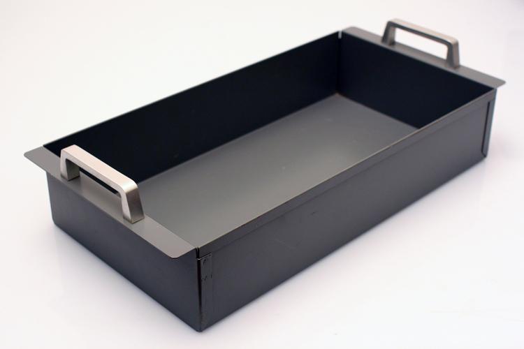 Tray Storage Drawer Metal 60s Vintage Retro
