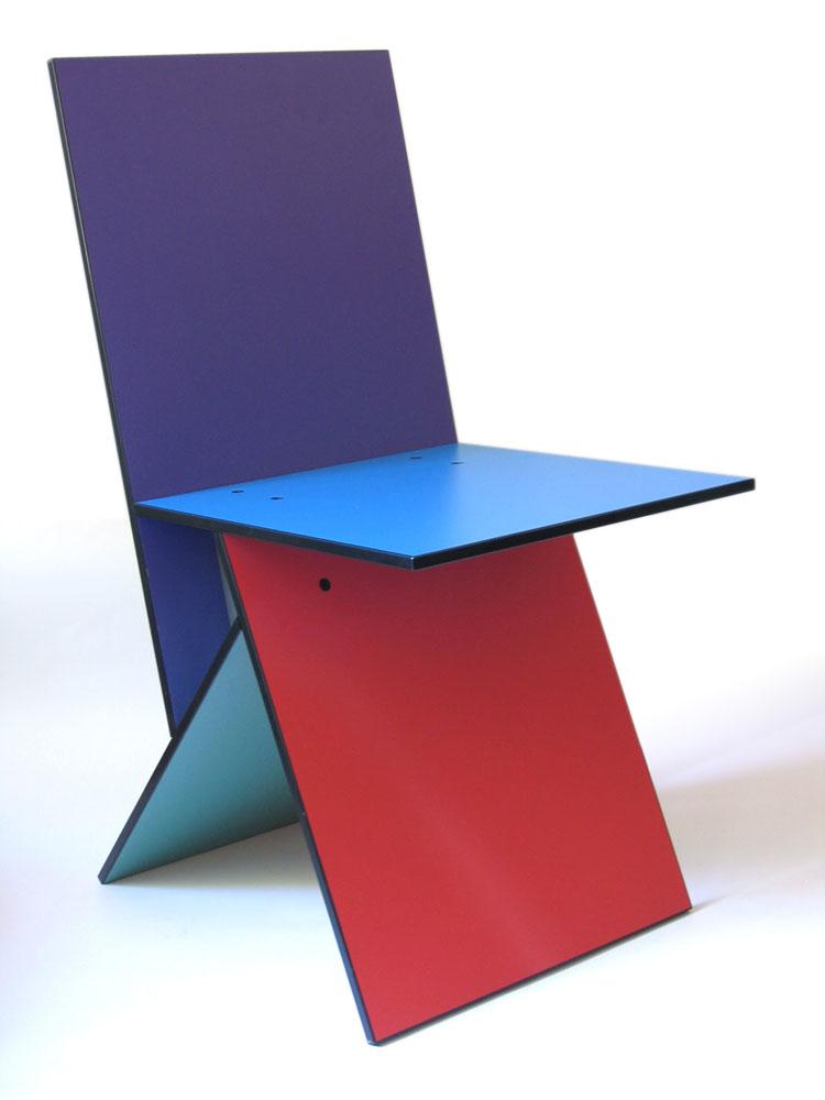Verner Panton Vintage Vilbert Chair