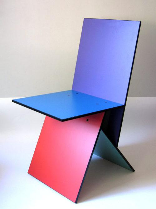 Verner Panton Vilbert chair