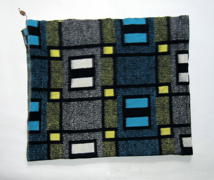 Woolen fifties blanket