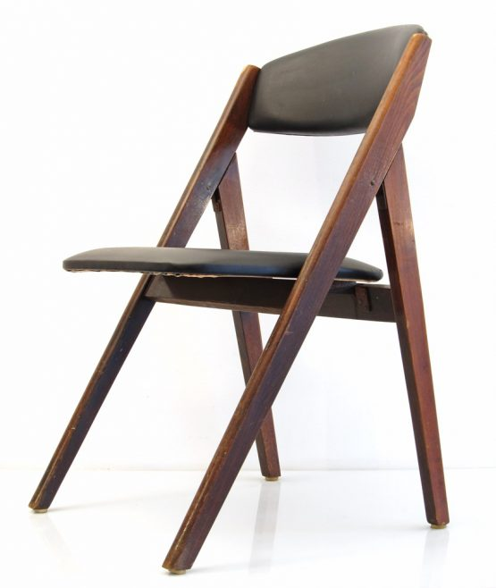 fifties vintage foldable chairs