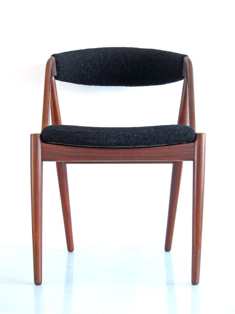 Kai kristensen t21 danish vintage wooden dining table for Chair design retro