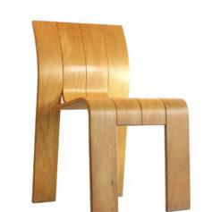 4 Gijs Bakker Strip Castelijn vintage chairs