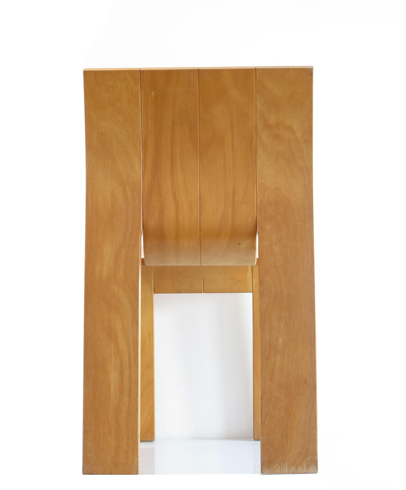 Gijs Bakker Strip chair