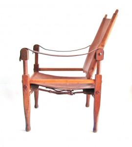 vintage meubelen rotterdam, den haag, utrecht, amsterdam -Wilhelm Kienzle design Safari chair