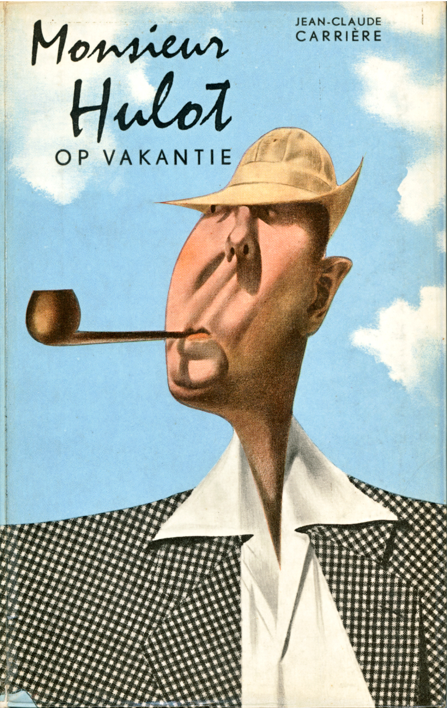 Jacques Tati book