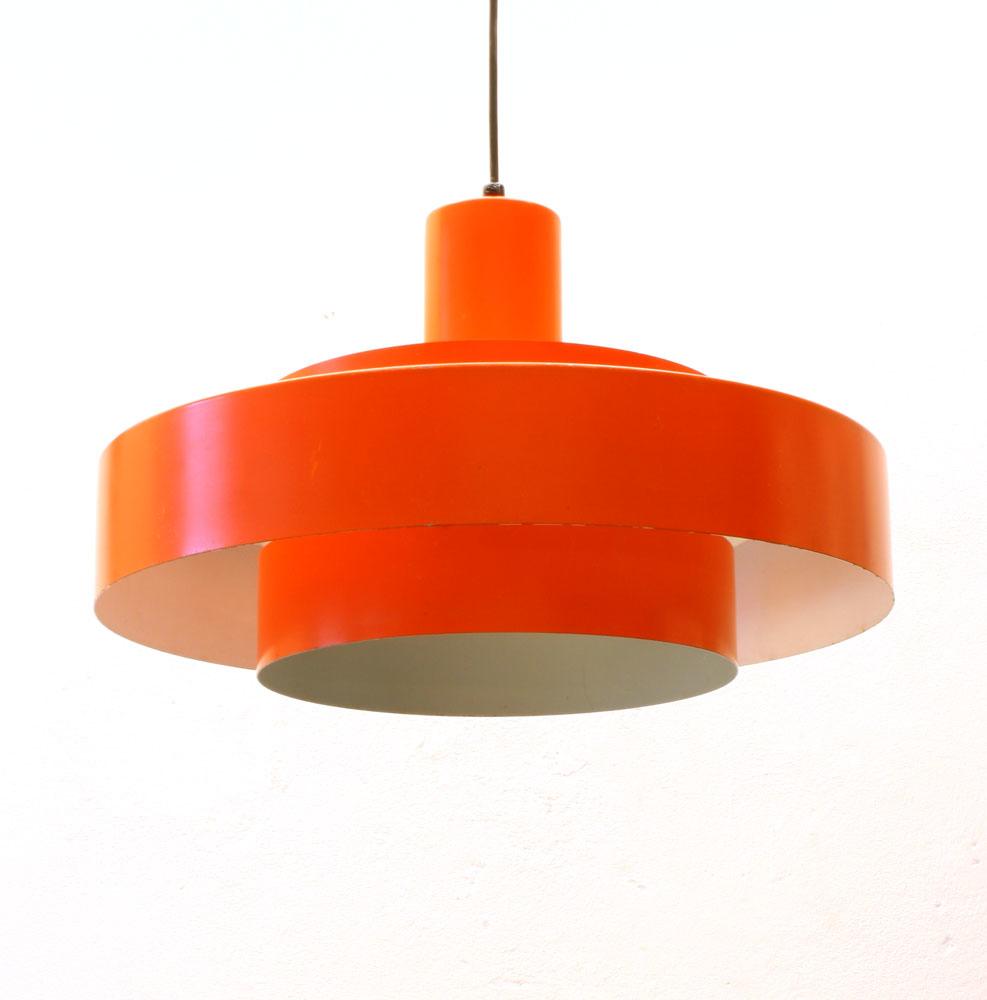Fog Amp Morup Sixties Vintage Jo Hammerborg Pendant Lamp