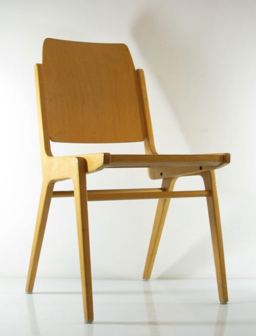 Wiesner Hager plywood chairs