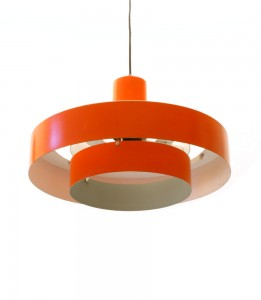 Fog and Morup vintage fifties sixties retro Jo Hammerborg pendant lamp
