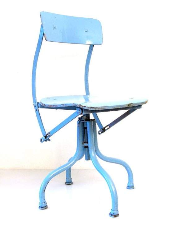 Tan Sad Ltd vintage desk chair