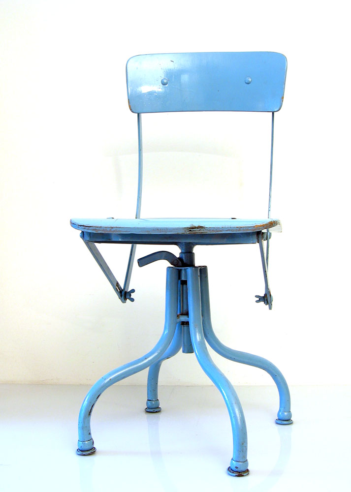 Tan Sad Ltd vintage desk chair