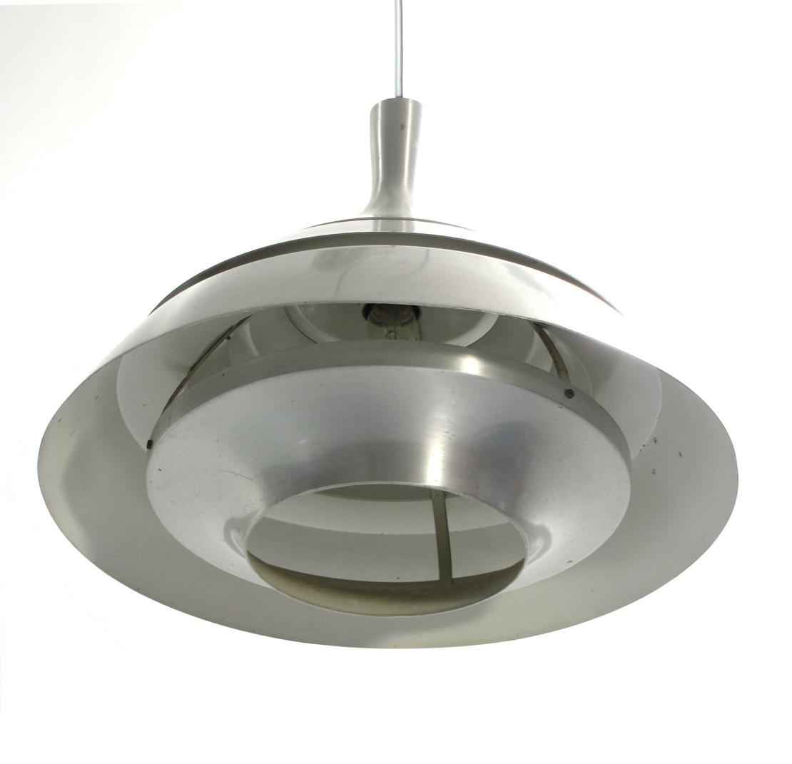 hans agne jakobsson sixties retro aluminium lamps. Black Bedroom Furniture Sets. Home Design Ideas