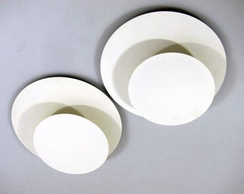 Vintage Moon Ellipse lamps