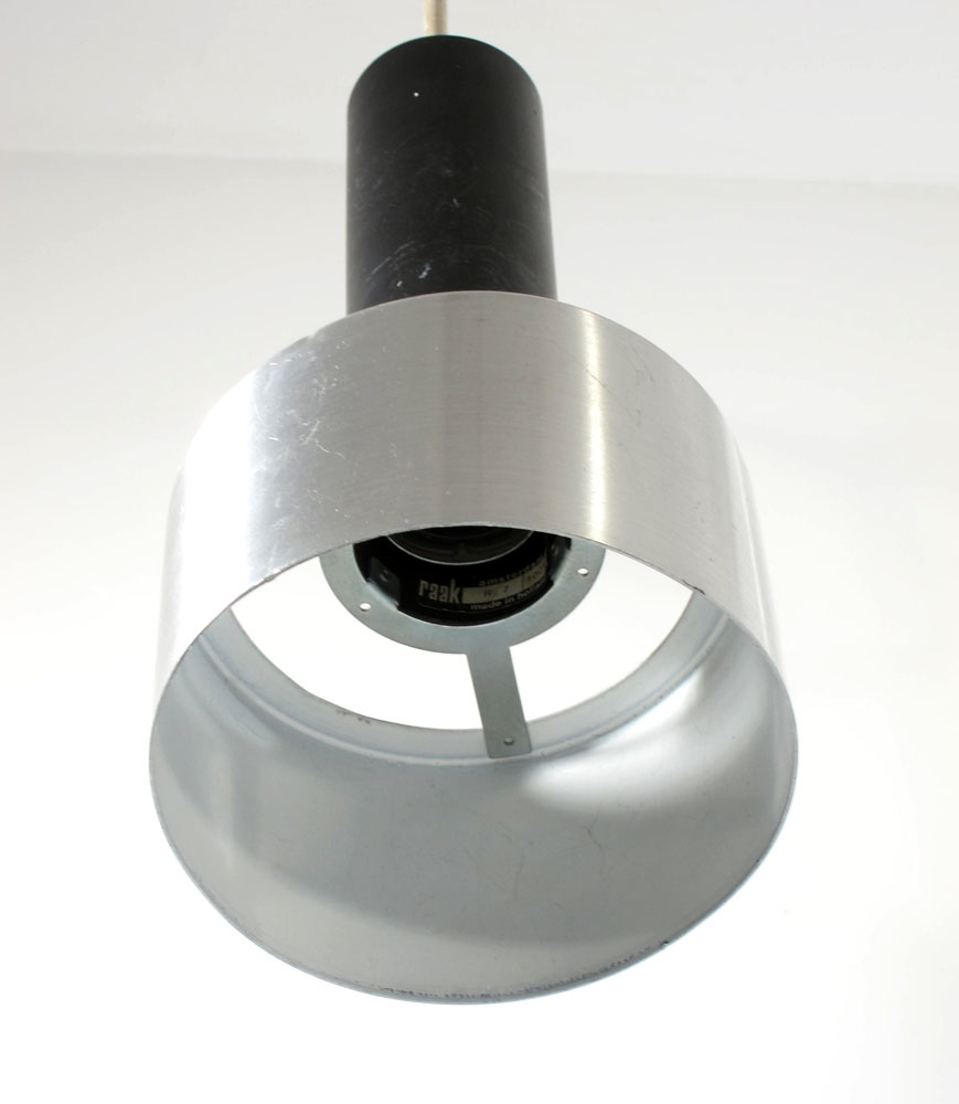 Raak aluminium pendants