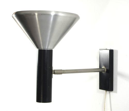 Raak vintage adjustable sixties wall lamp