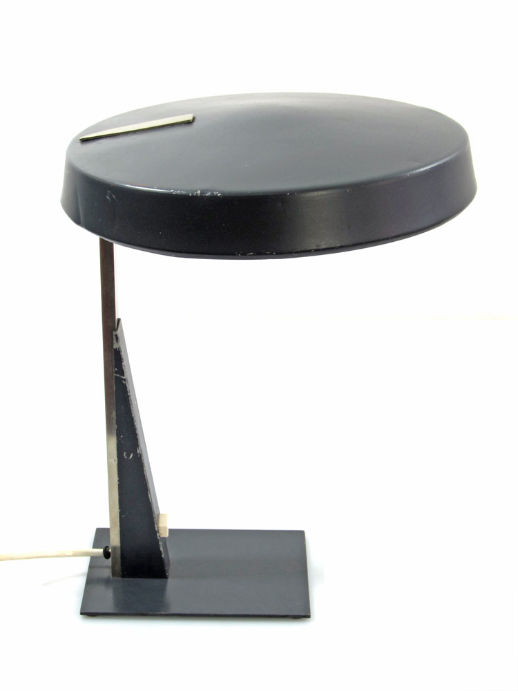 philips vintage sixties table lamp louis kalff eames
