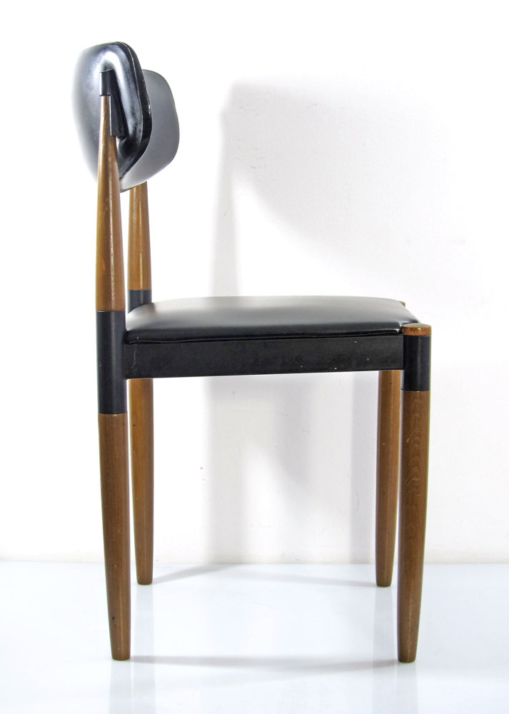 Sixties retro vintage dining table chairs