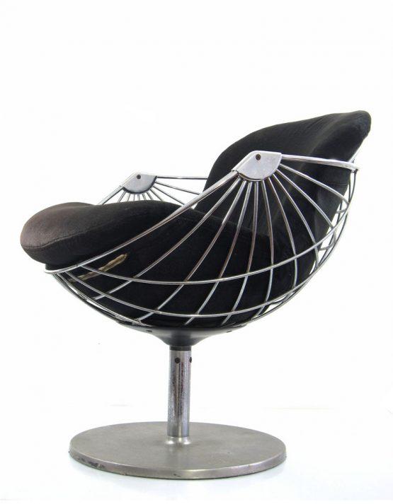 Rudi Verelst Atomic vintage relax chair for Novalux