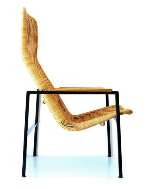 Dirk van Sliedrecht retro relax chair